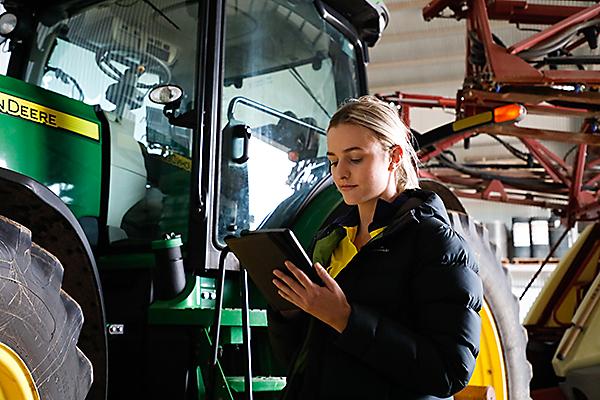Emerging Technologies Machinery Management
