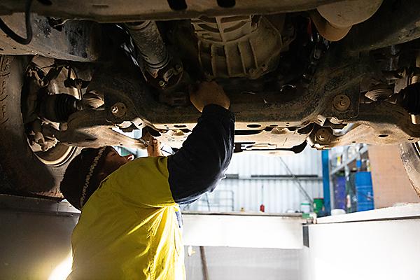 Machinery Operations Maintenance