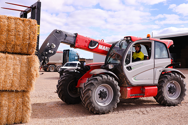 Ticket and licencing Forklift training